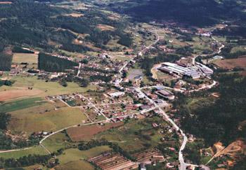 Trombudo Central Santa Catarina fonte: www.scturismo.com.br