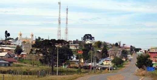 Cerro Negro Santa Catarina fonte: www.scturismo.com.br