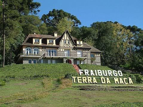 Fraiburgo Santa Catarina fonte: www.scturismo.com.br